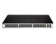 48-Port 10/100/1000Mbps with 4-Port SFP WebSmart Switch